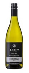 Picture of Abbey Cellars Res Chardonnay 750ml