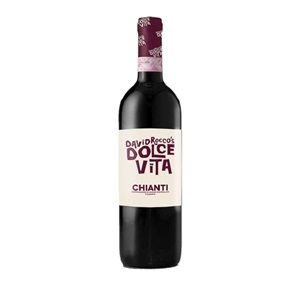 Picture of Dolce Vita Chianti By David Rocco 750ml
