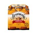 Picture of Bundaberg GingerBeerDiet 4pk