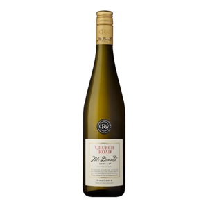 Picture of Church Road McDonald Series Pinot Gris 750ml