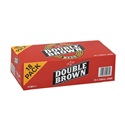 Picture of Double Brown 18pk cans 330ml