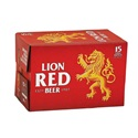 Picture of Lion Red Bottles 15pk 330ml