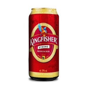 Picture of Kingfisher Strong 7.2% Can 500ml