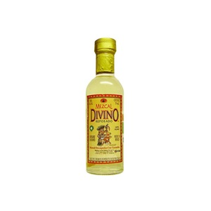 Picture of Divino Mezcal with worm 50ml