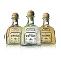 Picture of Patron Rainbow Pack 3x50ml