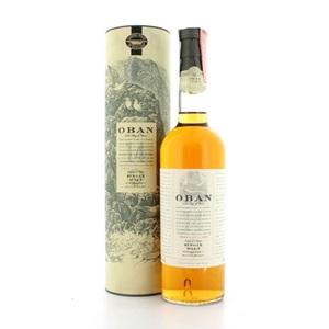 Picture of Oban 14YO Single Malt Scotch Whisky 700ml