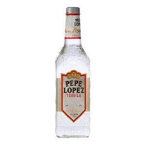 Picture of Pepe Lopez Silver Tequila 700ml