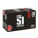 Picture of Barrel 51 5% Bourbon n Cola 18pk Bottles 330ml