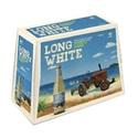 Picture of Long White Vodka Lemon & Lime 10pk Bottles 320ml