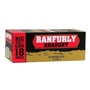 Picture of Ranfurly 18pk Cans 440ml