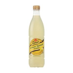 Picture of Schw Lemon Cordial 720ml