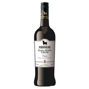 Picture of Osborne Santa Maria Cream Sherry 750ml