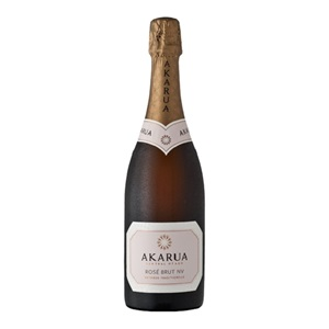 Picture of Akarua Central Otago Rose Brut NV 750ml