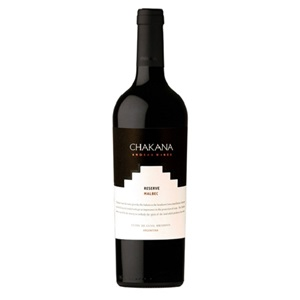 Picture of Chakana Res Malbec 750ml