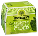 Picture of Monteiths LightACider 12pk Btl