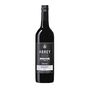 Picture of Abbey Cellars Bishop Merlot 750ml
