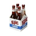 Picture of Epic Lager 4pk Btls 5% 330ml