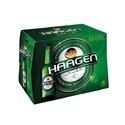 Picture of Haagen Lager 15pk Btls 330ml