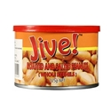 Picture of Jive Roasted&Salted Peanuts Tin 125gm