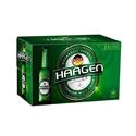 Picture of Haagen Lager 24pk Btls 330ml