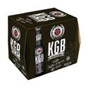 Picture of KGB 5% Vodka Black Russian 12pk Btls 275ml