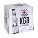Picture of KGB 5% Vodka Lemonade 12pk Btls 275ml