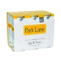 Picture of Parklane Gin n Tonic 6pk Cans 250ml