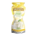 Picture of Smirnoff Frozen Lemon Sorbet 250ml Pouch each