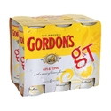 Picture of Gordons G&T 6pk Cans 250ml