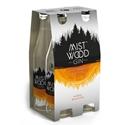 Picture of Mist Wood Gin & Orange Bitters 4pk Btls 320ml