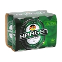 Picture of Haagen Lager 6pk Cans 440ml