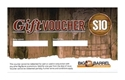 Picture of Big Barrel Gift Voucher $10.00