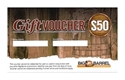Picture of Big Barrel Gift Voucher $50.00