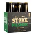 Picture of Stoke Pilsner 6pk Bottles 330ml