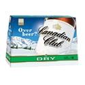 Picture of Canadian Club n Dry 10pk Btls 330ml