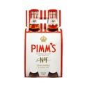 Picture of Pimms Lemonade & Ginger Ale 4pk Bottles 330ml