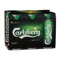 Picture of Carlsberg  Cans 6pk 5% 440ml