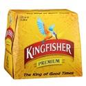 Picture of KingFisher Premium Lager 12pk btls 5% 330ml