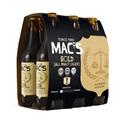 Picture of Mac's Gold Bottles 6pk Btls 4% 330ml