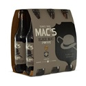 Picture of Mac's Black Dark Beer 4.8% 330ml btls