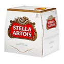 Picture of Stella Artois Pilsner 12pk Btls 330ml