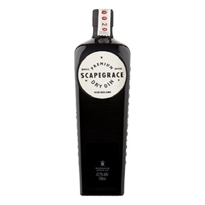 Picture of Scapegrace Dry NZ Gin 700ml