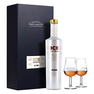 Picture of ABK6 Ice Cognac +2 Glasses Gift pack 700ml
