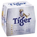Picture of Tiger Crystal 12pk Bottles 330ml