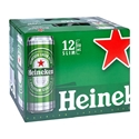 Picture of Heineken Premium Lager 12pk Cans 250ml