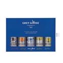 Picture of Grey Goose LA Collection Vodka Range 5x50ml Giftpk