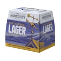Picture of Monteiths Barber Lager 12pk Btls 330ml