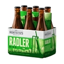 Picture of Monteiths Radler 6pk Bottles 330ml