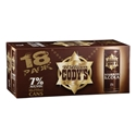 Picture of Codys 7% Cans 18pk 250ml