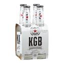 Picture of KGB 5% Vodka Lemonade 4pk Btls 330ml